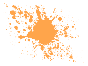 orange-splash-background